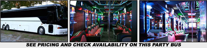 FT Lauderdale Party Bus service