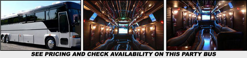 Fort Lauderdale Party Buses Near Me