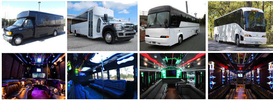 Fort Lauderdale Party Buses