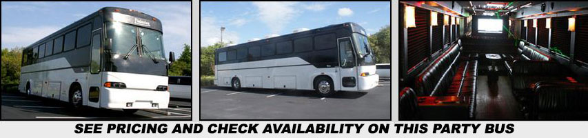 Lauderdale Party Buses