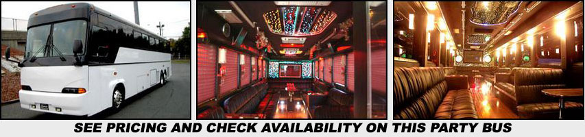 Party Bus Ft Lauderdale FL