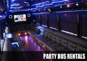 Wedding party bus ft lauderdale