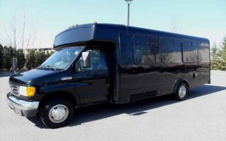 18 passenger party bus Pompano Beach