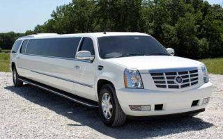 Cadillac Escalade limo Coral Gables