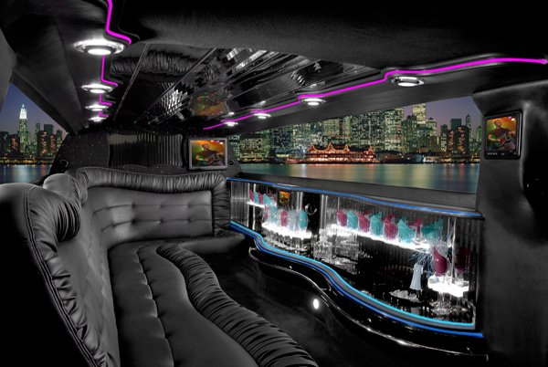 Chrysler limo rental ft lauderdale