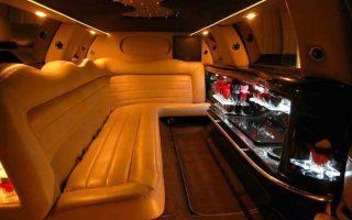 Lincoln limo rental Hollywood