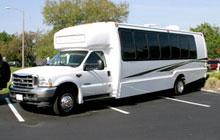 ft lauderdale 18 passenger party bus