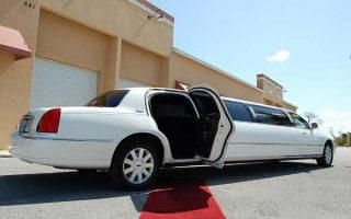 lincoln stretch limousine Boca Raton