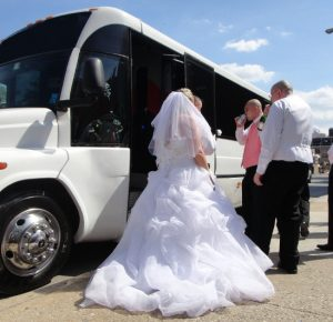 weddings party bus rental near ft lauderdale