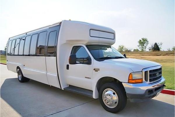 20 Passenger Shuttle Bus Rental Boca Raton