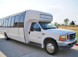 20 Passenger Shuttle Bus Rental Fort Lauderdale