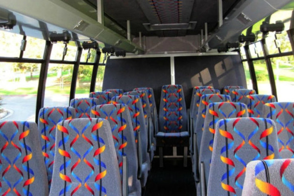 20 Person Mini Bus Rental Hollywood