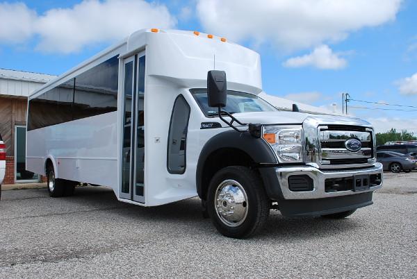 30 Passenger Bus Rental Coral Gables