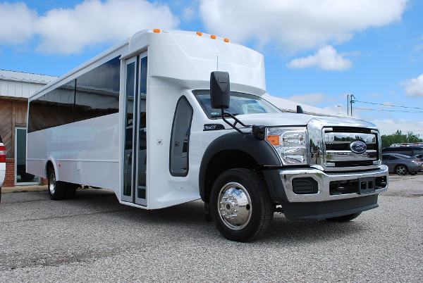 30 Passenger Bus Rental Miami