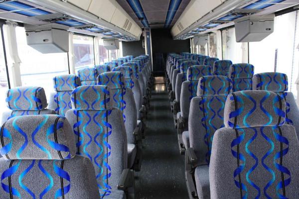 30 Person Shuttle Bus Rental Plantation