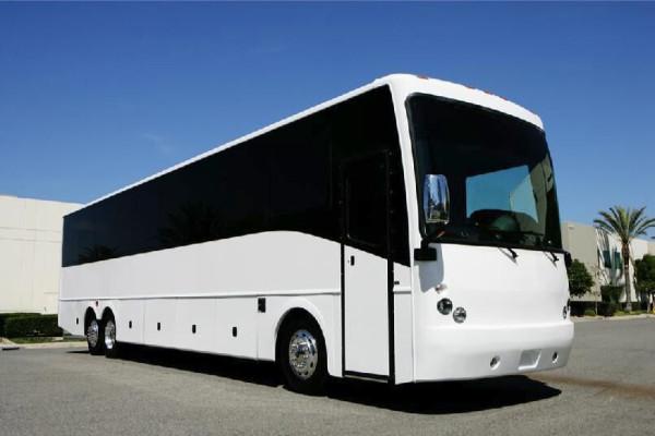 40 Passenger Charter Bus Rental Aventura
