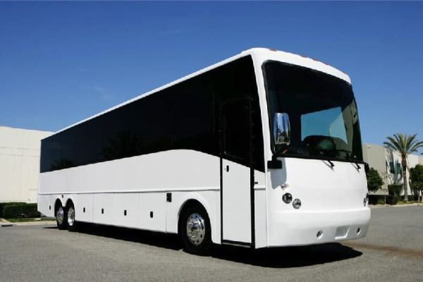 40 Passenger Charter Bus Rental Davie