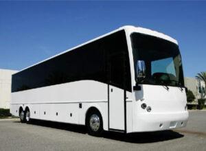 40 Passenger Charter Bus Rental Fort Lauderdale
